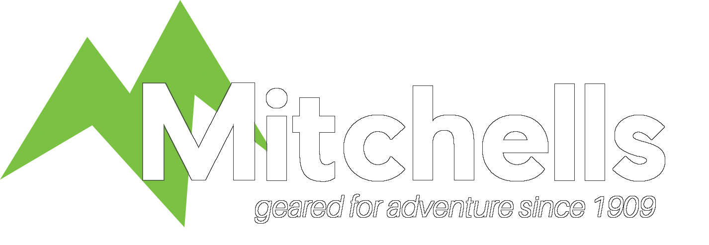 CAMPING-PRINTED MATERIAL-BOOKS : Mitchells Adventure | Geared for Adventure | Camping |Surplus | Collectables