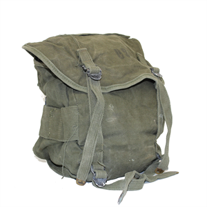 FIELD PACK - CANVAS - COMBAT - M-1961