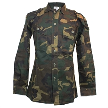 COMMANDO Pixie Shirt Vietnam War Style-shirts-Mitchells Adventure