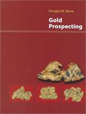 GOLD PROSPECTING by DOUG STONE-books-Mitchells Adventure