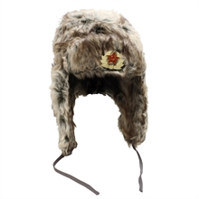USHANKA (RUSSIAN FUR HAT)-winter-Mitchells Adventure