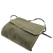 No2 CANVAS BINOCULAR COVER 1940'S-pouches-Mitchells Adventure