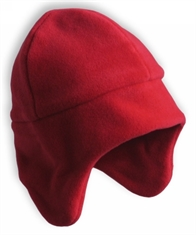 FLEECE HAT with EAR WARMERS-winter-Mitchells Adventure