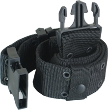 PISTOL BELT with SIDE RELEASE BUCKLE-belts-Mitchells Adventure