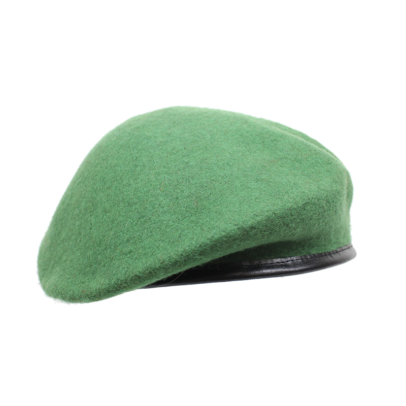 570bc5c0fc9094 COMMANDO New Wool Beret - COMMANDO NEW : CLOTHING-Hats - Headwear ...
