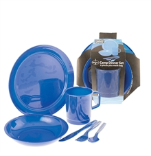 360 DEGREES 6 Piece Dinner Set-to-eat-with-Mitchells Adventure