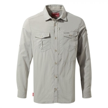 CRAGHOPPERS Nosilife Adventure Long Sleeve Shirt-craghoppers-Mitchells Adventure