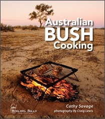 Australian Bush Cooking Perfect Bound-outdoor-adventure-books-Mitchells Adventure