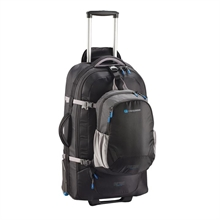 FAST TRACK 75LT TRAVEL PACK BLACK-travel-packs-Mitchells Adventure