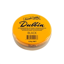 DUBBIN 125G BLACK-treatments-Mitchells Adventure
