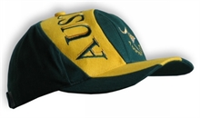 CAP AUSTRALIA GREEN-GOLD-summer-Mitchells Adventure