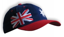 CAP AUSTRALIA FLAG-summer-Mitchells Adventure