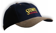 CAP SYDNEY NAVY-SUEDE-summer-Mitchells Adventure