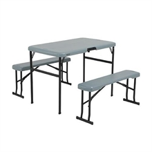 LIFETIME Lifetime Sports Table And Benches-tables-Mitchells Adventure
