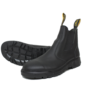 TAIPAN Taipan Elastic Sided Boot Steel Toe