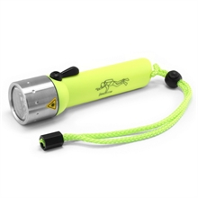 D14.2 DIVE TORCH (YELLOW)-torches-Mitchells Adventure