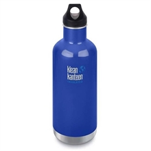 KLEAN KANTEEN 32Oz insulated Classic Loop Coastal Waters-water-Mitchells Adventure
