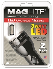 2C OR D CELL LED UPGRADE MODULE-torches-Mitchells Adventure