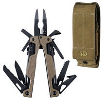 LEATHERMAN Oht - Coyote Tan - Molle Sheath-multitools-Mitchells Adventure