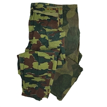 MILITARY SURPLUS Belgian Vintage Paratrooper Trousers-pants---trousers-Mitchells Adventure
