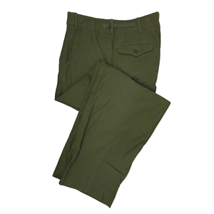 MILITARY SURPLUS U.S. Trousers - Field - Wool - M-1951