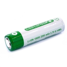 LEDLENSER Battery Rechargeable 18650 battery 3.7 V / 3400mAh-accessories-Mitchells Adventure