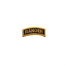 U.S. ARMY Ranger Tab Patch-flags-and-patches-Mitchells Adventure