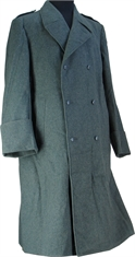 MILITARY SURPLUS Swiss Overcoat-coats-Mitchells Adventure
