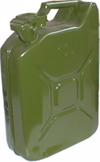 NEW GREEN JERRY CAN 10Lt-fuel-containers-Mitchells Adventure