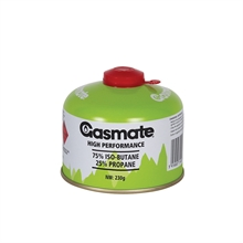 GASMATE Iso Butane-Propane Gas 230G-camping-cookers-and-stoves-Mitchells Adventure