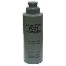 MILITARY SURPLUS U.S. Army Foot Powder-footwear-accessories-Mitchells Adventure