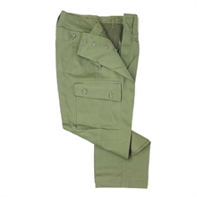 MILITARY SURPLUS Jungle Green Trousers- Men's-pants---trousers-Mitchells Adventure