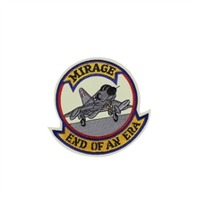 R.A.A.F. Mirage End Of Era Patch-flags-and-patches-Mitchells Adventure