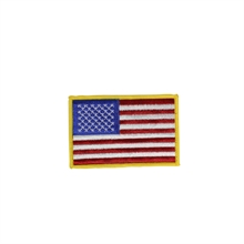 USA Flag Patch-flags-and-patches-Mitchells Adventure