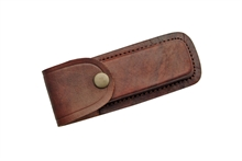 5in KNIFE POUCH TAN-accessories-Mitchells Adventure