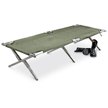 MILITARY SURPLUS Cot- Folding-mats-airbeds-and-stretchers-Mitchells Adventure