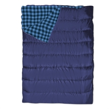 ROMAN Camper Double 400 Sleeping Bag-sleeping-bags-Mitchells Adventure