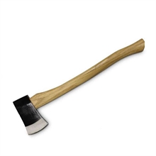 OUTBOUND 2.5Lb Axe 24in Handle-for-chopping-Mitchells Adventure