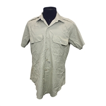 MILITARY SURPLUS Australian Short Sleeve Polycotton Shirt - Ex-Issue-shirts-Mitchells Adventure