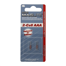 MAGLITE AAA 2 Per Card Globes-camping-torches-Mitchells Adventure