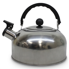 Stainless Steel Whistling Kettle-camping-pots-and-pans-Mitchells Adventure