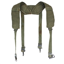 MILITARY SURPLUS Used M-1956 Suspender H-equipment-Mitchells Adventure