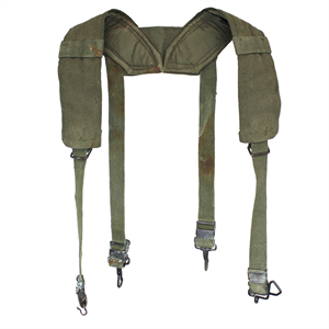 MILITARY SURPLUS Used M-1956 Suspender H