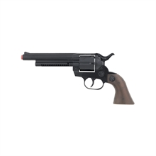 WORLD ARMS Diecast Colt Peacemaker Black-world-arms-Mitchells Adventure