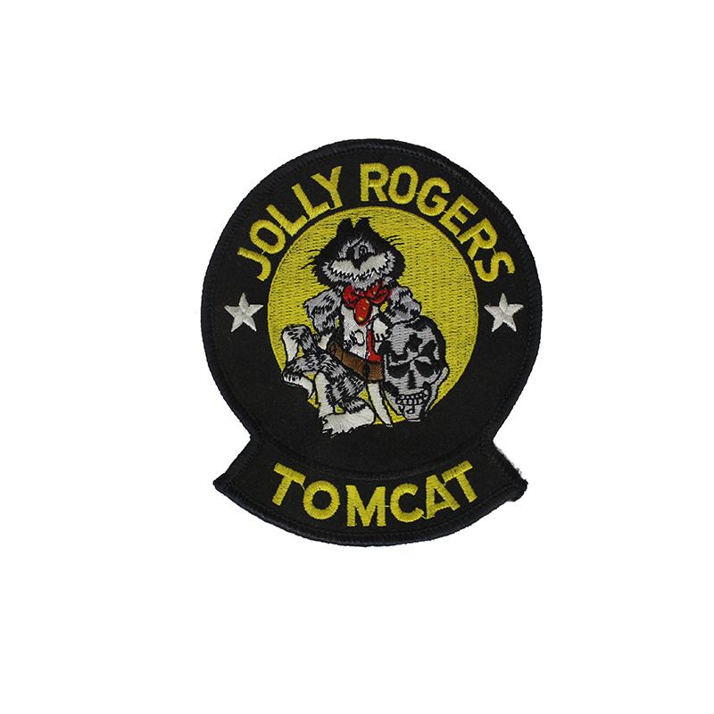 VF-103 Jolly Rogers Battle E 2000 Grumman F-14 Tomcat US Marine Geschwader Patch