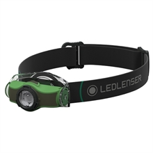 LEDLENSER MH4 Headlamp - Green - Outdoor Series-tactical-headlamps-Mitchells Adventure