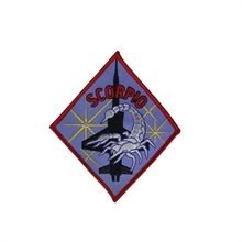 MIG-28 Scorpio Patch-flags-and-patches-Mitchells Adventure