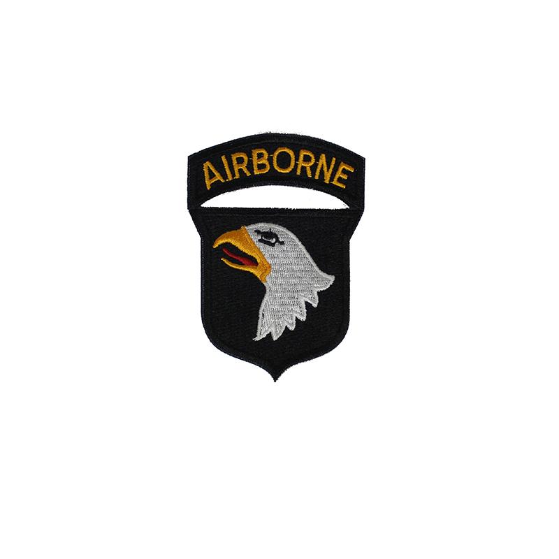"101ST AIRBORNE DIVISON EMBLEM /""SCREAMING EAGLES/"" CAMPAIGN SWEATSHIRT"