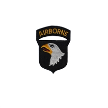 U.S. ARMY 101st Airborne Screaming Eagle Patch-flags-and-patches-Mitchells Adventure