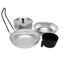 COMMANDO 5Pce COMMANDO Mess Kit-camping-pots-and-pans-Mitchells Adventure
